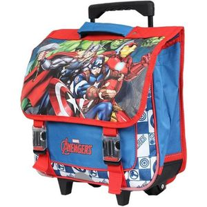 CARTABLE Cartable Trolley Avengers