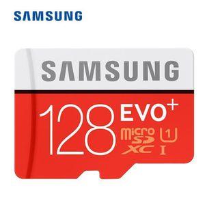CARTE MÉMOIRE memoire micro SD card MicroSD 128Go EVO U3