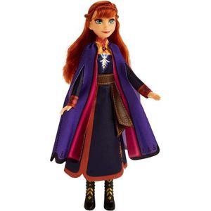 POUPÉE Disney La Reine des Neiges 2 Poupée chantante Anna