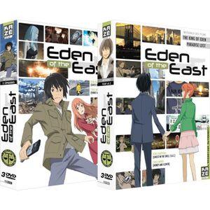 DVD SÉRIE Eden of the East - Intégrale (Série TV) + 2 Films