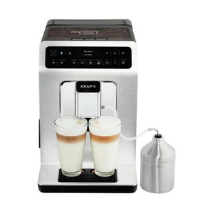 MACHINE À CAFÉ Krups Evidence EA893C, Autonome, Machine à express