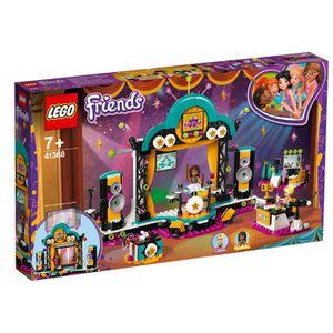 ASSEMBLAGE CONSTRUCTION LEGO® Friends 41368 Le spectacle d'Andréa