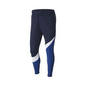 nike sportswear bleu