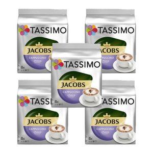 CAFÉ 5 Tassimo Jacobs Cappuccino Choco