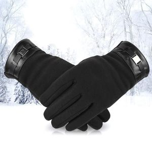 GANT - MITAINE VBIGER Men s Touch Screen Gants Epais hiver chaud ... cce4fbc3f26