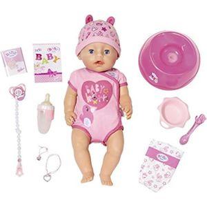 POUPÉE Zapf Creation 824368 Bébé Born - Poupée - Soft Tou