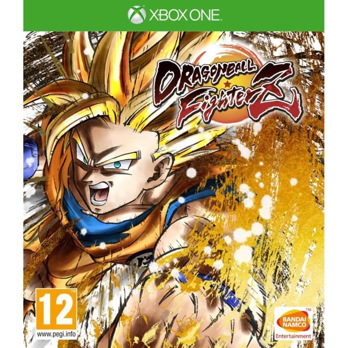 Dragon Ball FighterZ Edition Standard Jeu Xbox One