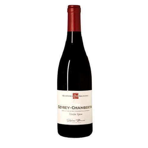 Gevrey Chambertin Vieilles Vignes 2019 Closerie des Alisiers - 75 cl - Vin Rouge AOP de Bourgogne - Cépage Pinot Noir