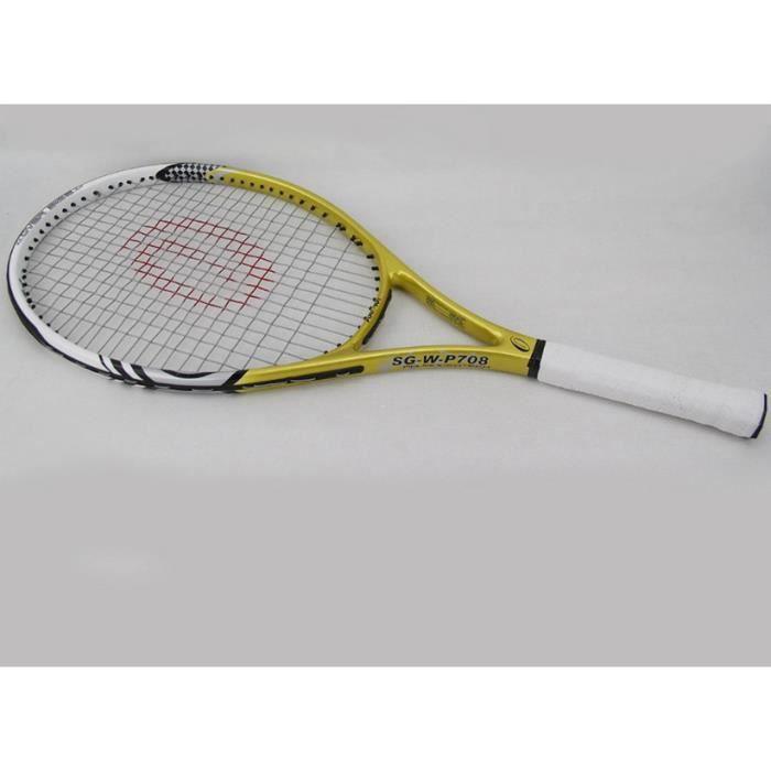 M103-2 haute qualité 1x nouvelle raquette de tennis Raquette raquette de formation enfants et adolescents enfants raquette de tennis