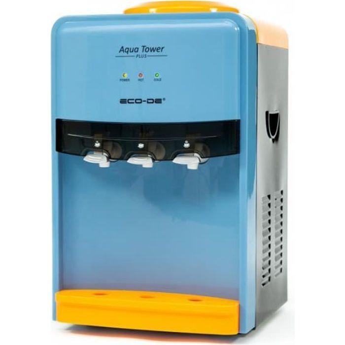ECODE Distributeur d'eau Aqua Tower Plus ECO-DE (Filter Tower et filtres NON inclus) ECO-3190