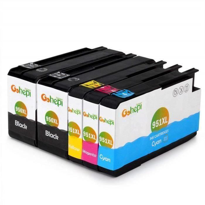 Cartouches HP Officejet Pro 8615  - compatible avec HP 950...