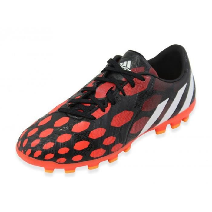 PREDITO INSTINCT AG J BLK - Chaussures Football Garçon Adidas