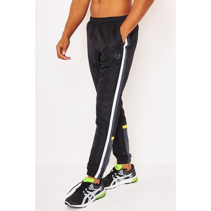 Pantalon de jogging Bulk noir / Sergio Tacchini - 38835