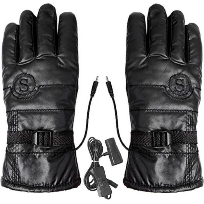 1 paire de gants chauffants moto électromobiles chauffe-mains électrique SOUS-GANTS THERMIQUES - GANTS THERMIQUES