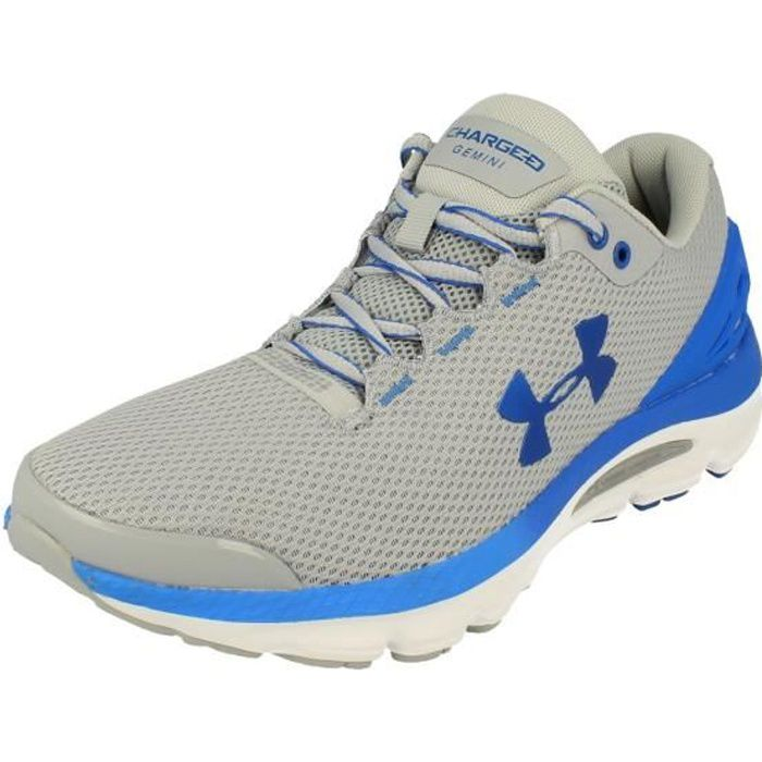 Under Armour Charged Gemini 2020 Hommes Running Trainers 3023276 Sneakers Chaussures 102