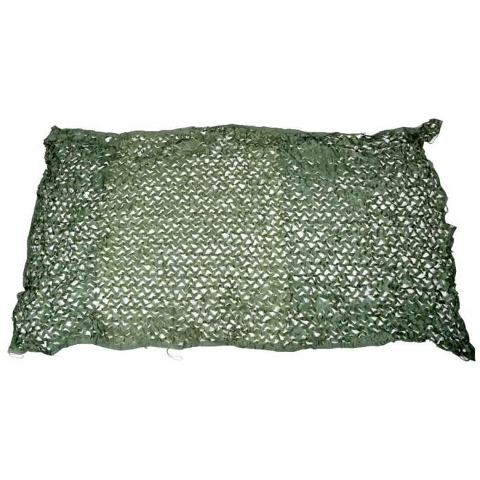 2mx4m vert pur filet de camouflage tactique militaire - Filet de camouflage pas cher ...