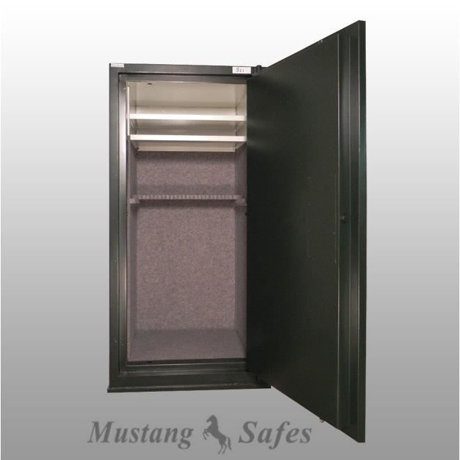 coffre fort mustang safes ignifuge pour 26 armes achat. Black Bedroom Furniture Sets. Home Design Ideas