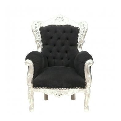 chaise baroque cdiscount. Black Bedroom Furniture Sets. Home Design Ideas