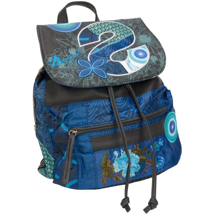 sac desigual oxford achat vente sac dos sac desigual oxford prix cass 2009953162368. Black Bedroom Furniture Sets. Home Design Ideas