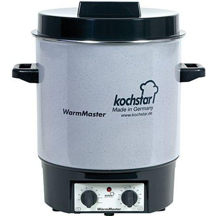 Photo de kochstar-sterilisateur-electrique-1800-w-35-cm