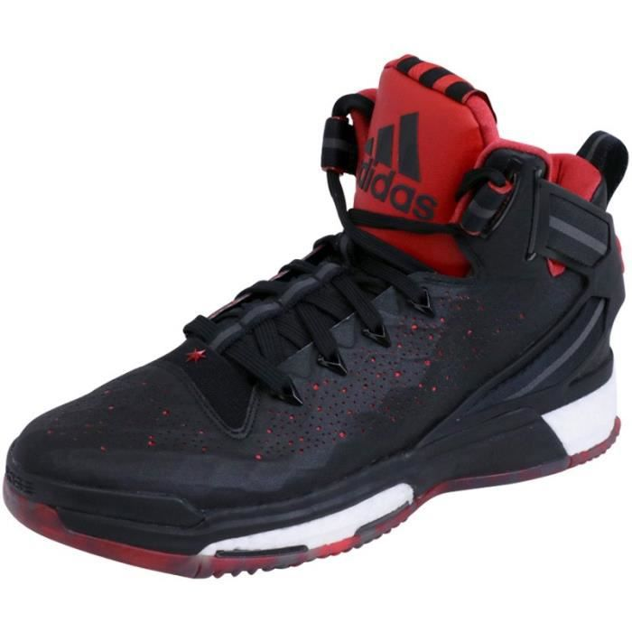 new arrival a44eb ba866 Adidas D Rose 6 Boost Chaussures Basketball Homme