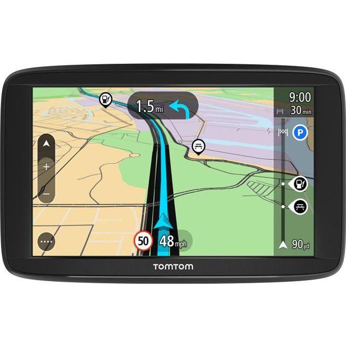 GPS AUTO TOM TOM Gps - START 52 Europe 49 Zones de danger
