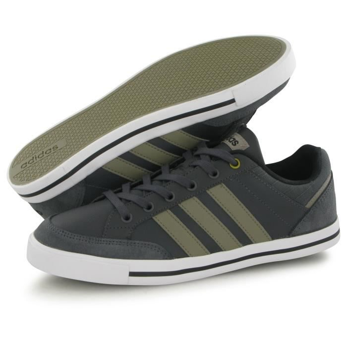 Adidas Neo Cacity gris, baskets mode homme ...
