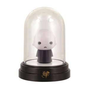 LAMPE A POSER Mini Lampe sous Cloche Harry Potter : Voldemort -
