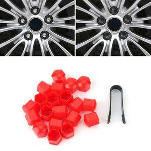 Color : Black Accessoires de voiture 21PCS /Écrou de roue Capuchon /Écrou de roue Couvre Lug Wheel Cap for Tesla Model 3