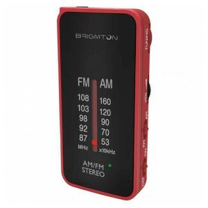 RADIO CD CASSETTE Récepteur radio FM AM rouge - Transistor pour radi
