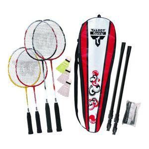 KIT BADMINTON Talbot Torro - 449536 - Set de badminton Family