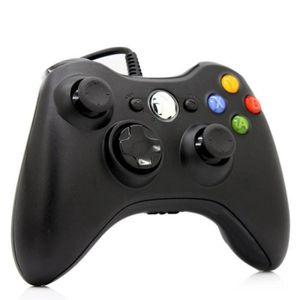 MANETTE JEUX VIDÉO Contrôleur Manette de Jeu Filaire Xbox pour PC &am