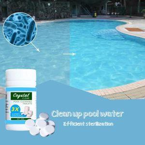 REVETEMENT EN PLANCHE Tablette de nettoyage de piscine Tablette de désin
