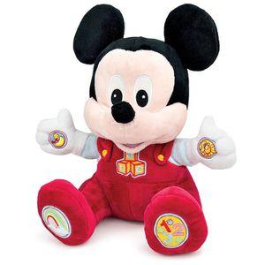 PELUCHE Peluche Interattivo Clementoni Disney Gioca e Impa