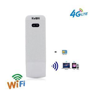 MODEM - ROUTEUR LTE Surfstick,100Mbps 4G LTE/3G/2G USB Mobile WiFi