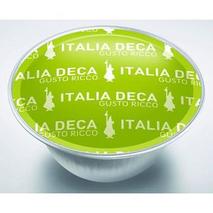 CAFÉ BIALETTI CAPSULE(LOT DE 16) CAFE ITALIA GUSTO R…