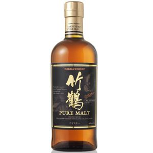 WHISKY BOURBON SCOTCH NIKKA TAKETSURU Pure Malt 70cl 43°