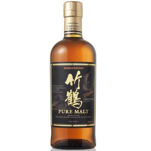 WHISKY BOURBON SCOTCH Nikka Taketsuru - Whisky Pure Malt - 43%vol - 70cl