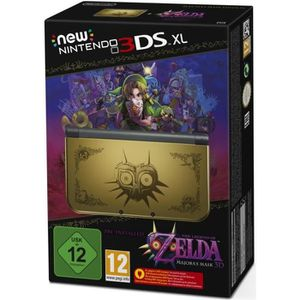 CONSOLE NEW 3DS XL NINTENDO 3 DS XL ZELDA edition collector