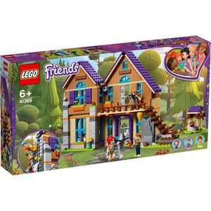 ASSEMBLAGE CONSTRUCTION LEGO® Friends 41369 La maison de Mia
