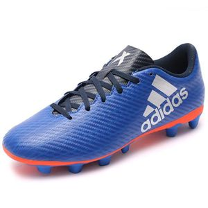 info for 75cd5 81b8e CHAUSSURES DE FOOTBALL Chaussures X 16.4 FxG Bleu Football Homme Adidas