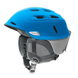 CASQUE SKI - SNOWBOARD Casque De Ski snow Smith Camber Matte Imp Blue Clo e562db11a9e4