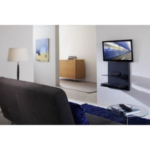etagere sous tv achat vente etagere sous tv pas cher cdiscount. Black Bedroom Furniture Sets. Home Design Ideas