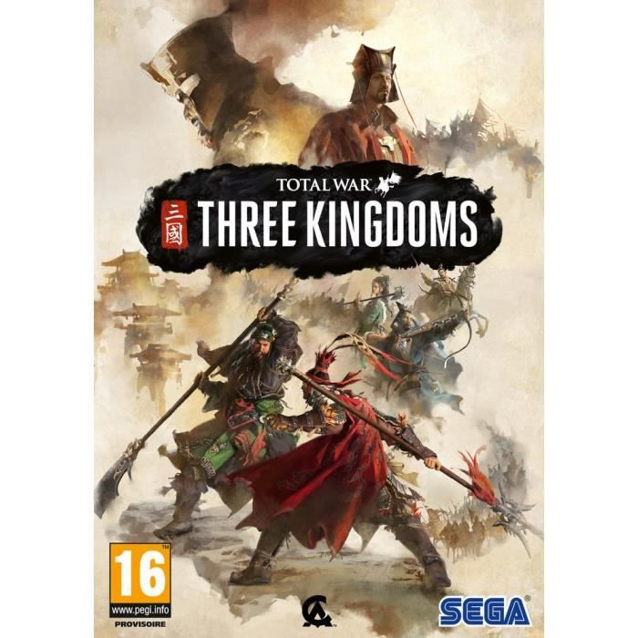 Total War: Three Kingdoms - Limited Edition Jeu PC