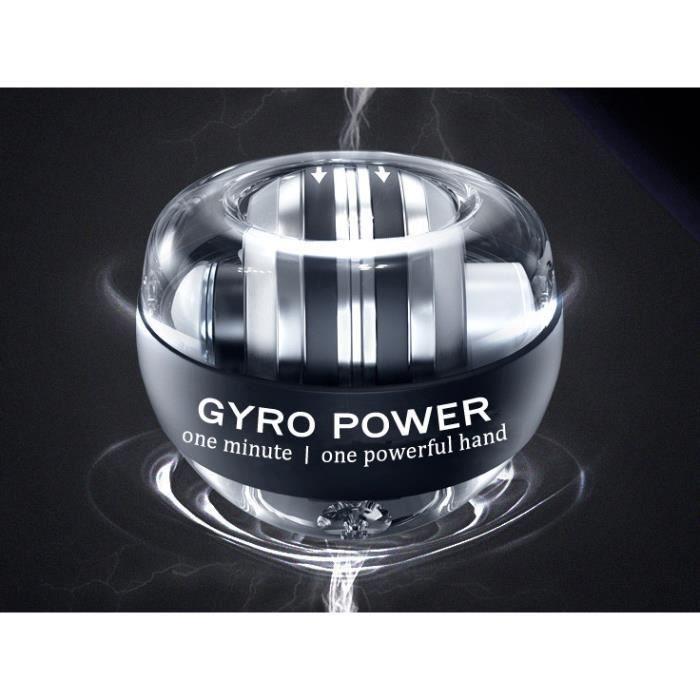 Powerball Poignet Balle Homme Grip Ball Profession Formateur Super Gyro Renforcement Et Réhabilitation Gyroscopes