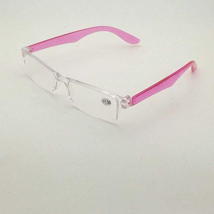 Lunettes de Lecture,MOLNIYA lunettes de lecture Vintage Portable presbyte lunettes loupe Vision lunettes - Type 4: +150