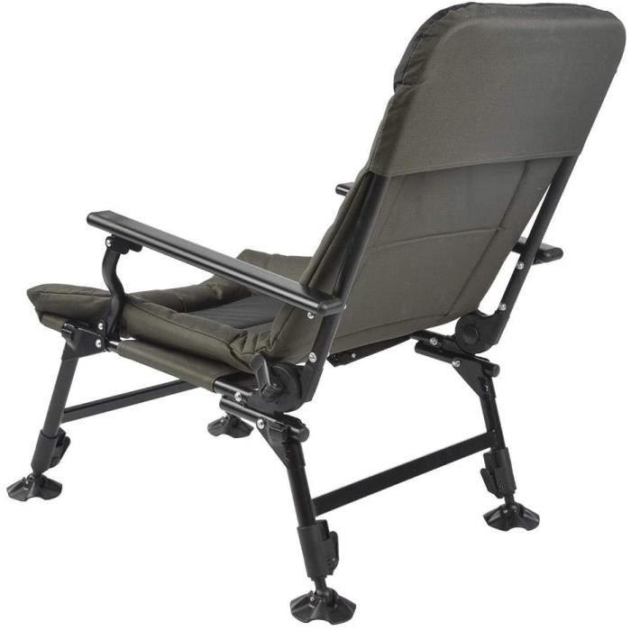 CHAISE DE CAMPING e de camping chaise de pecircche pliable tabouret de camping et jardin fauteuil de camping fauteuil lit avec d283
