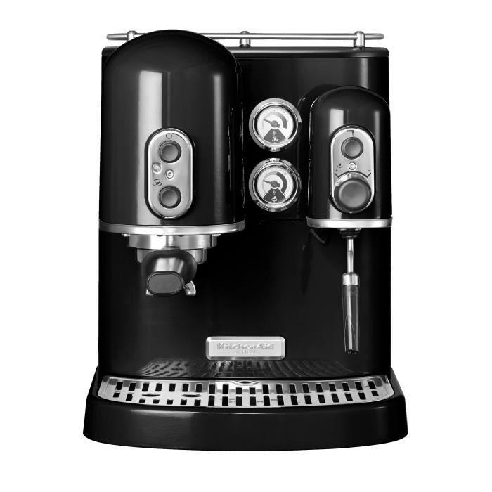 KITCHENAID ARTISAN 5KES2102EOB Machine expresso classique - Noir