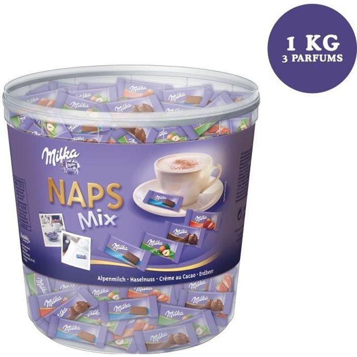MILKA - NAPS MIX (1kg) TU