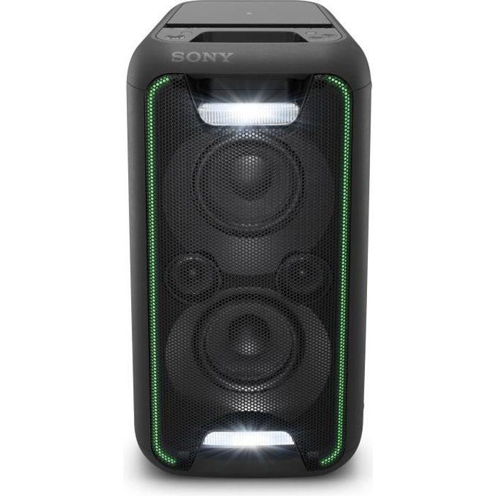 SONY GTKXB5B Enceinte Bluetooth 200W High Power Audio Bluetooth Speaker